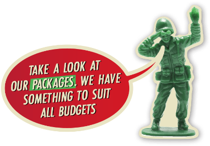 Army man - take a look