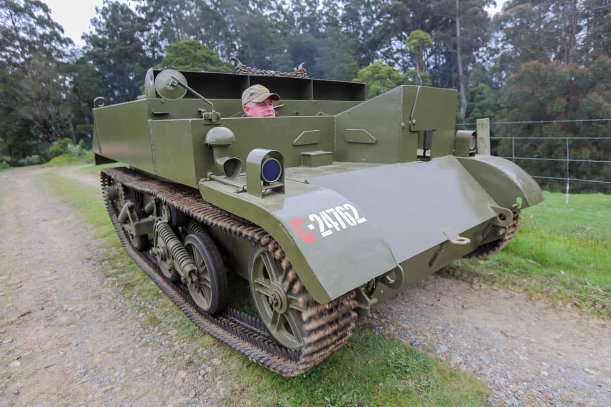 Bren gun carrier LP2 Tank