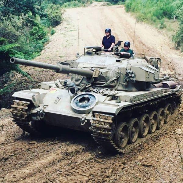 Centurion Tank Ride