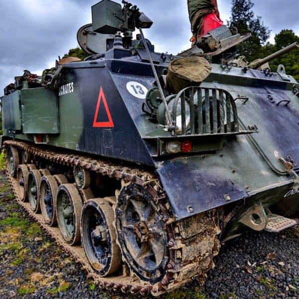 FV 432 APC Tank