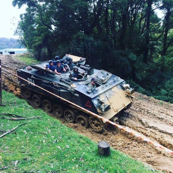 FV 432 APC Tank Ride 2