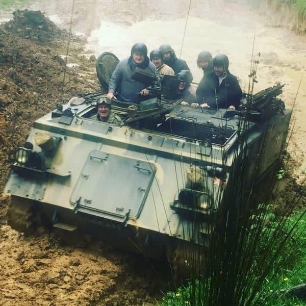 FV 432 APC Tank Ride 3