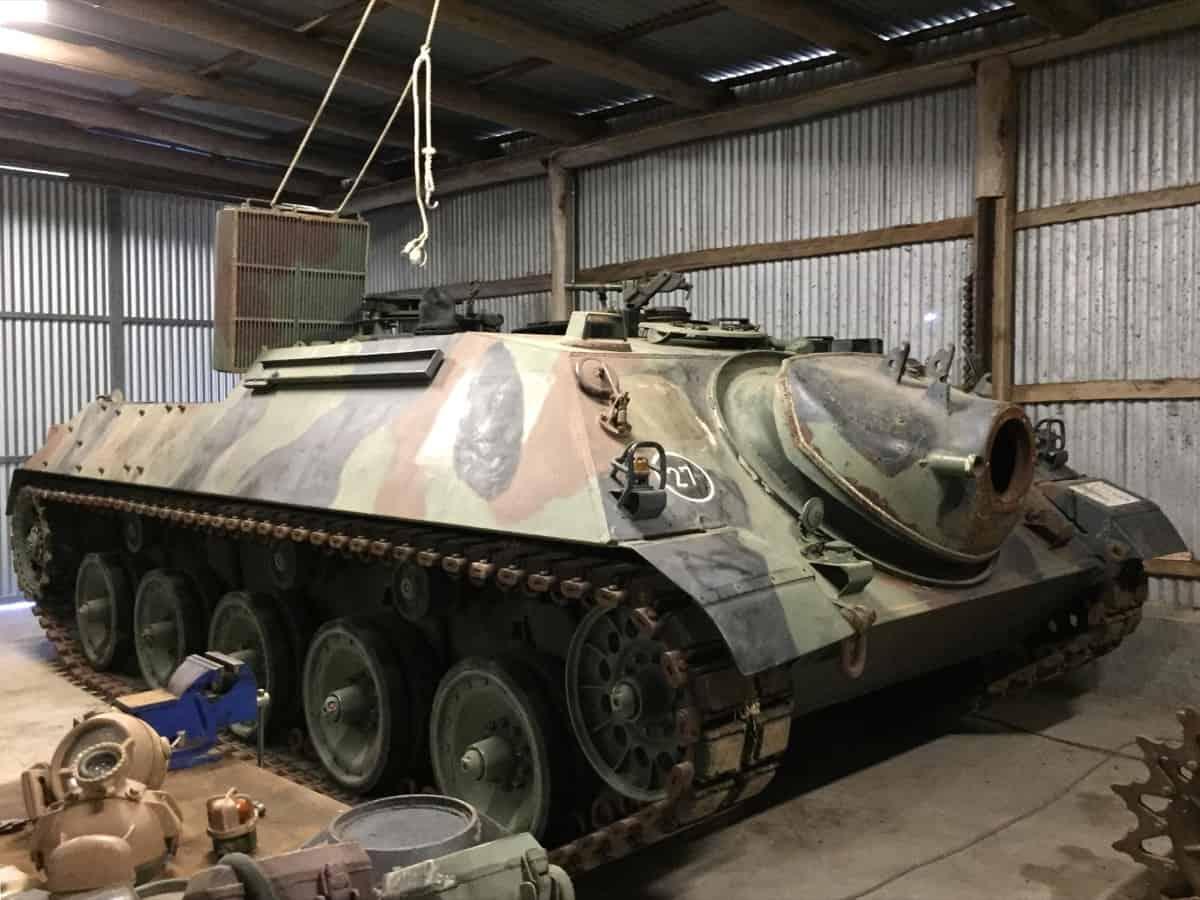 Jagdpanzer Kanone Tank