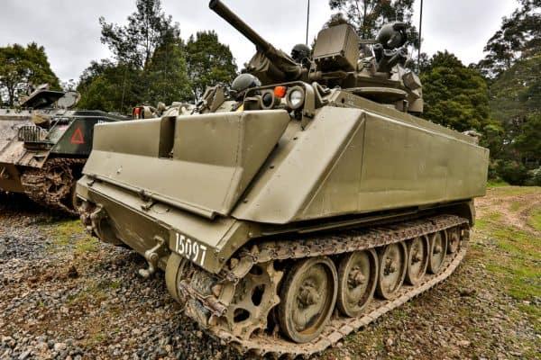 M113 MRV Tank