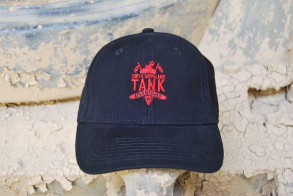 Tank Adventures cap black